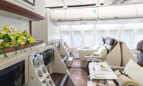 GVH AEROSPACE vince il premio EASA STC per la riconfigurazione di un Airbus A340 utilizzando poltrone AVIOINTERIORS