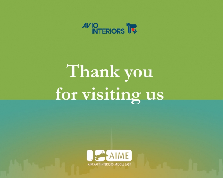 Thank you for visiting us in Dubai