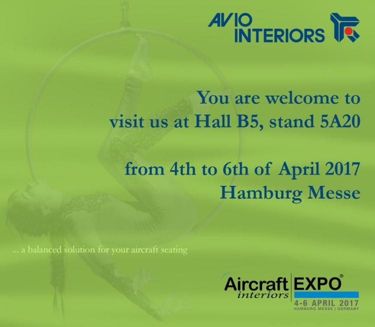 Visit us in Hamburg next April, Hall B5 Stand 5A20