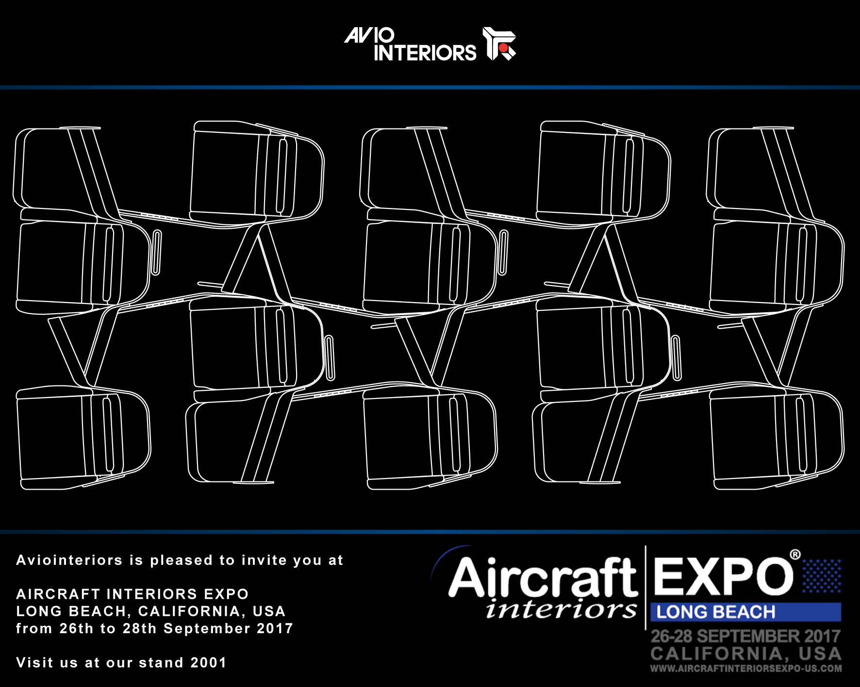 Visit us in Long Beach next September…stand 2001