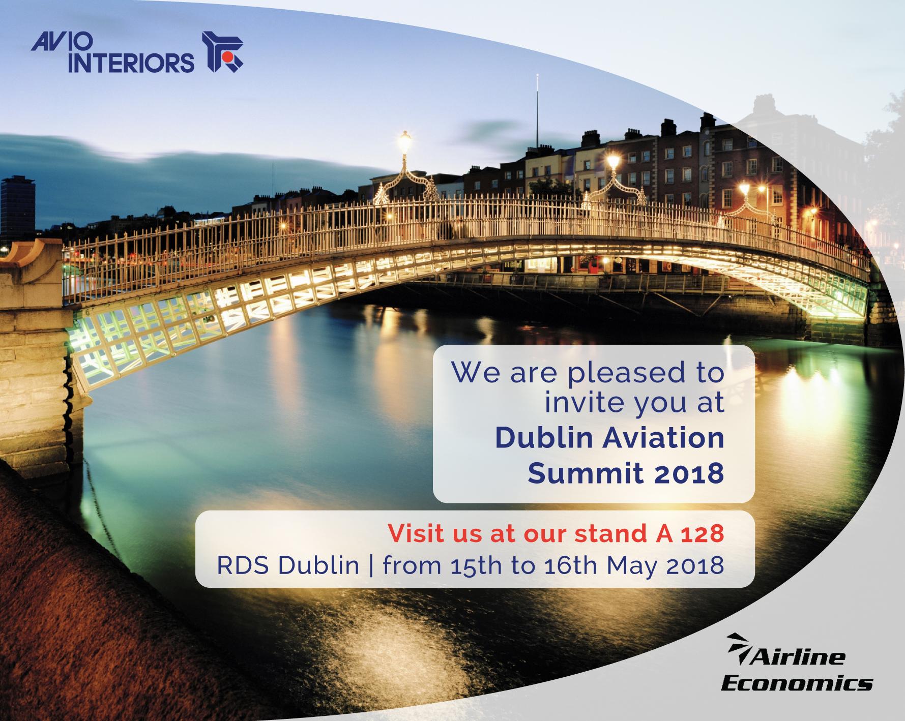 Dublin Aviation Summit – 2018