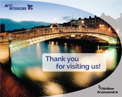 Thank you for Dublin Aviation Summit