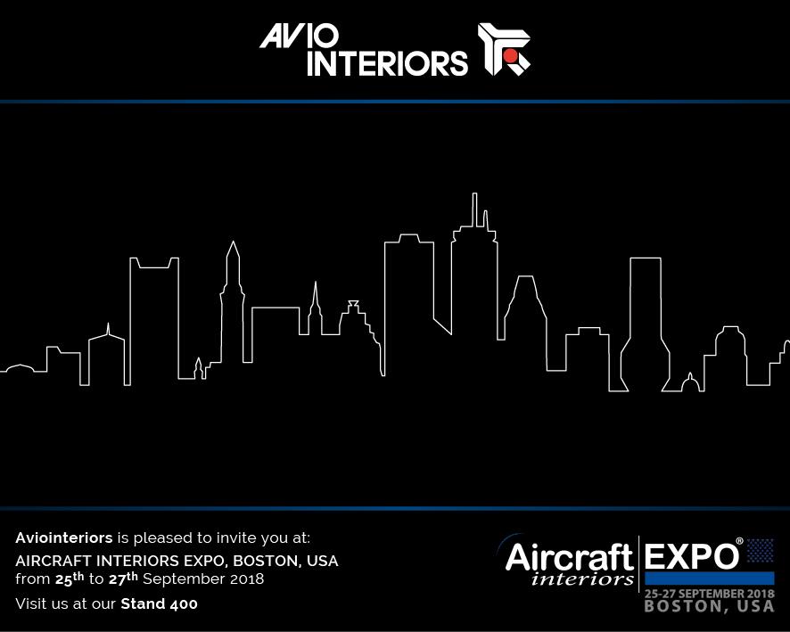 Aircraft Interiors Expo USA – 2018