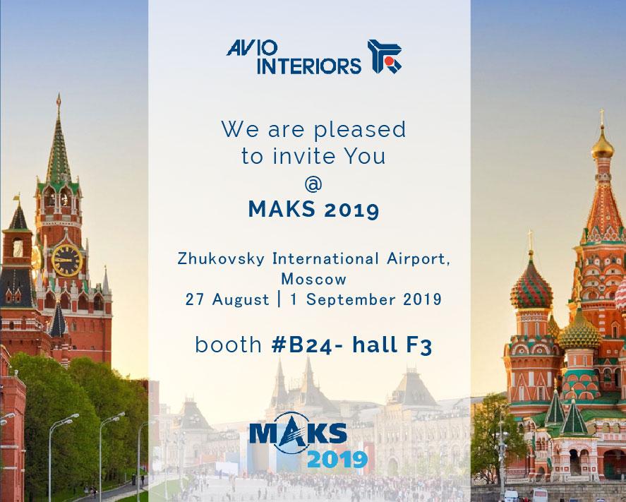MAKS Air Show 2019 – Moscow
